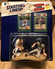 1989 STARTING LINE UP ONE ON ONE WADE BOGGS & DON MATTINGLY    MOC