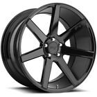 Niche M168 Verona 18x8 5x45 +40mm Gloss Black Wheel Rim 18 Inch