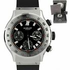 Hublot Super B Chronograph 1921.1 Automatic 42mm Black Rubber Stainless Watch