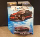 Hotwheels Speed Machines 07 2007 Ford Shelby GT500 Black Red Super Rare