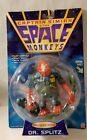 Captain Simian  The Space Monkeys Dr Splitz Action Figure