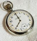Vintage Tripple signed 16s Southbend Fancy Dial Pocket Watch