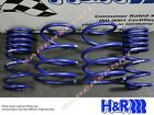 Hr Sport Series Lowering Springs Kit For 1997-2001 Honda Crv