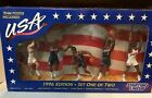 1996 Edition.  Starting Lineup USA Olympic Basketball Team Sets One And Two MIB