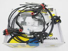 Magura MT8 Mountain Bicycle Disc Brake Levers And Calipers W Extra Pads 0141070