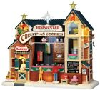 LEMAX CHRISTMAS House/Village Sight & Sound - RISING STAR BAKERY COOKIES