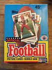 1989 Topps Football Cards 36 ct. Box