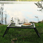 Sunnydaze Outdoor Camping and Patio Foldable Portable Tray Table 24 Inch