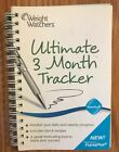 Weight Watchers Ultimate 3 Month Tracker Journal Diary Points Plus Barely Used