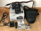 Canon EOS 1300d 18MP DSLR Camera Kit with 18-55mm Lens - Black (RELISTED ITEM)