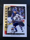 1996-97 Pinnacle Mark Messier Be A Player Autograph #111 Auto Signed
