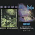 Bride - Show No Mercy / Silence is Madness - used cd   LIMITED EDITION only 1000