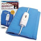 Advocate Extra Large King Size Heating Pad 12 x 24 Moist  Dry Heat
