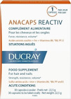 Ducray ANACAPS REACTIV food supplement hair and nails - 30 caps - 1 month supply