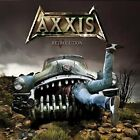 Axxis-Retrolution CD NEW