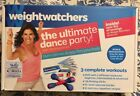 Weight Watchers Ultimate Dance Party 3 Complete Workouts DVDs + Firming Sticks