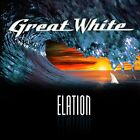 Great White - Elation CD SEALED Special Edition Italian Import