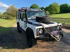land rover 110 defender expedition 300 tdi off road overland px camper rib 911