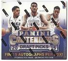 2015 16 PANINI CONTENDERS DRAFT PICKS BASKETBALL HOBBY BOX - 5 AUTOS PER BOX!!!