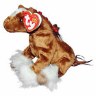 Ty Beanie Baby Hoofer - MWMT (Horse Clydescale 2001)