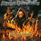 Mystic Prophecy : Savage Souls CD (2006) Highly Rated eBay Seller, Great Prices