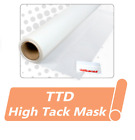 Siser TTD High Tack Mask Transfer Tape 12 By The Yard Rolls