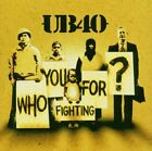 Who You Fighting For? (Limited Edition) [australian Import] CD Special Edition