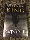 The Outsider SIGNED By Stephen King First Edition 14th Printing Hardcover
