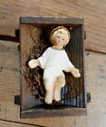Vintage Composition Baby Jesus for Nativity Germany