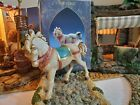 Fontanini The Horse Nativity Set 72524 White Horse 5 Collection HEIRLOOM