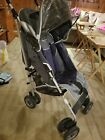 Maclaren Baby Techno XT Lightweight Reclining Single Stroller Black/Silver