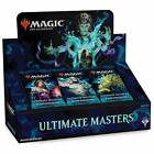 MTG Ultimate Masters Factory Case of 4 Booster Boxes