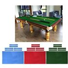 Qualified Pool Table Cover Billiard Tables Felt Cloth with Cloth Strip 9 Ft