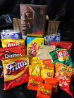 Movie Night Gift Basket Care Package Alfred Hitchcock