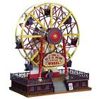 LEMAX Village House - THE GIANT WHEEL - CARNIVAL RIDE ** Sights