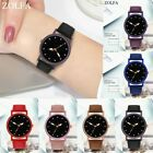 Casual Quartz Watch Woman's High-end Glass Life Waterproof Distinguished Watch G
