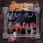 SYMPHONY X Edge of Forever FULLY SIGNED Russell Allen Michael Romeo +3 AUTOGRAPH