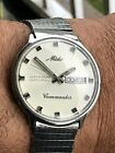 MIDO OCEAN STAR COMMANDER AUTOMATIC DAY DATE WATCH (STAINLESS STELL)