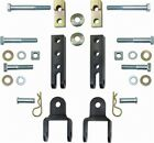 Currie CE 9033TJ Tow Bar Mounting Kit Fits 97 06 Wrangler TJ