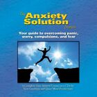 GOODMAN,KEN-ANXIETY SOLUTION SERIES (CDRP) CD NEW