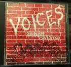 VOICES RARE ORIGINAL HEAVY METAL CD ANYTHING CAN HAPPEN / LIKE NEW!