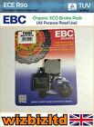 EBC Front Left GG Brake Pad Malanca 125 ob one M6 Racing 1985> FA060