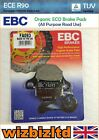 EBC Rear GG Brake Pad Rieju RS2 50 FR 2009-2010 FA093