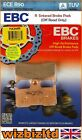 EBC Rear R Brake Pad Goes 520 Max 2007-2012 FA344R