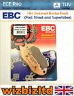 EBC Front HH Brake Pad Lifan Smart 50/125 ALL YEARS FA375HH