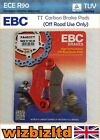 EBC Front Left TT Brake Pad Goes 360 Max 2008-2014 FA453TT