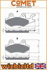 Comet Front HH Brake Pad Kymco Hipster 125/150 1999-2006 P197S