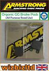 Armstrong Rear GG Brake Pad CH Racing WXE 50 Enduro 2005 PAD230105