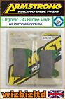 Armstrong Front GG Brake Pad Ural Wolf Solo 2011-2012 PAD230234
