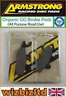Armstrong Front GG Brake Pad Aprilia Sport City One 125 2008-2011 PAD230343